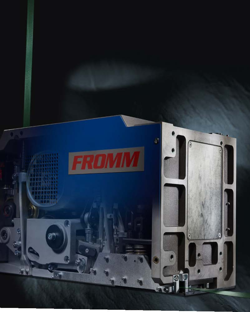 FROMM STRAPPING HEADS