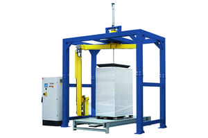 Automatic Pallet Wrapping Machines