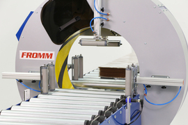 Semi-Automatic Pallet Wrapping Machines