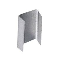 Snap-on Seal for Steel Strap
