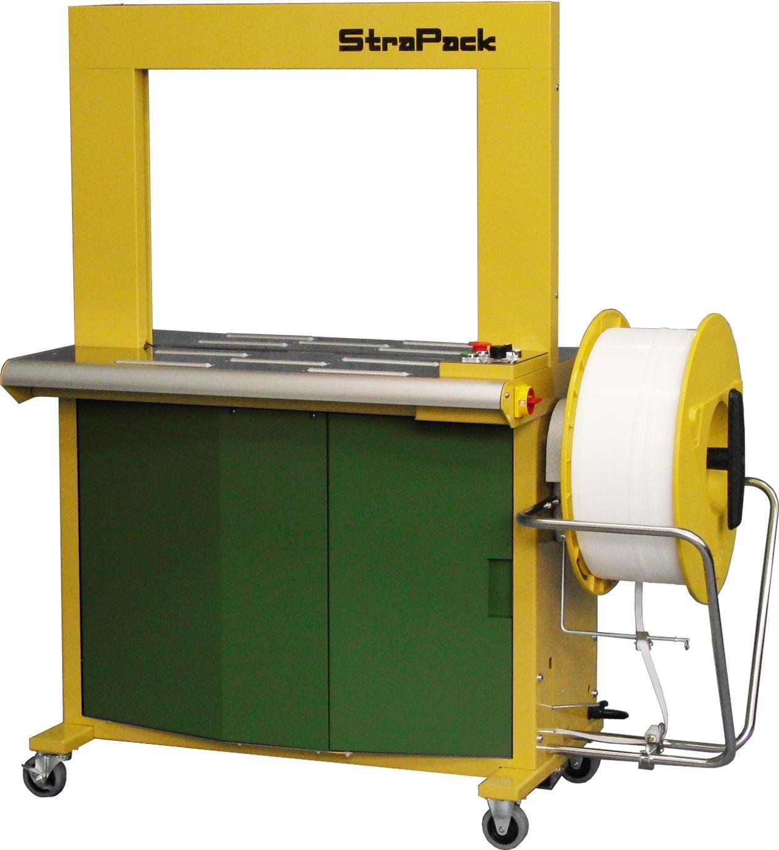 SQ-800 - Automatic Strapping Machine
