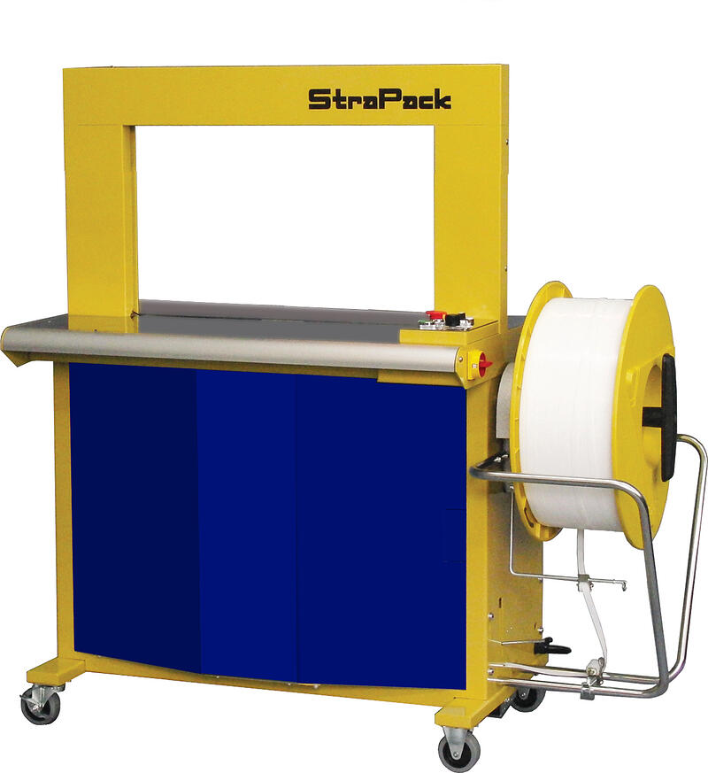 SQ800S - Automatic Strapping Machine - Small Packages