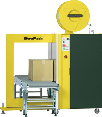 SQ-800Y - Automatic Side Seal Strapping Machine