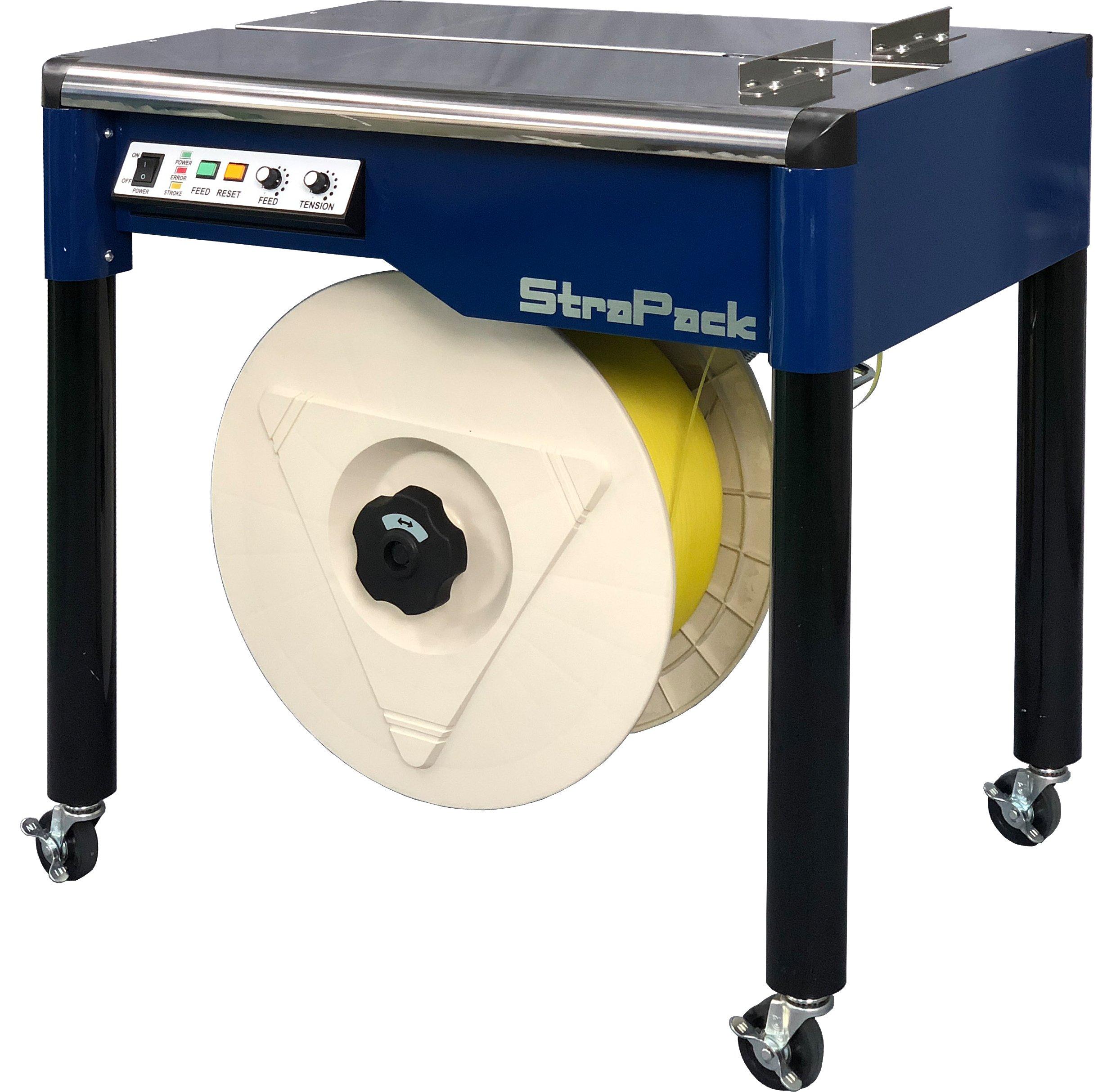 iQ400 - Semi Automatic Strapping Machine