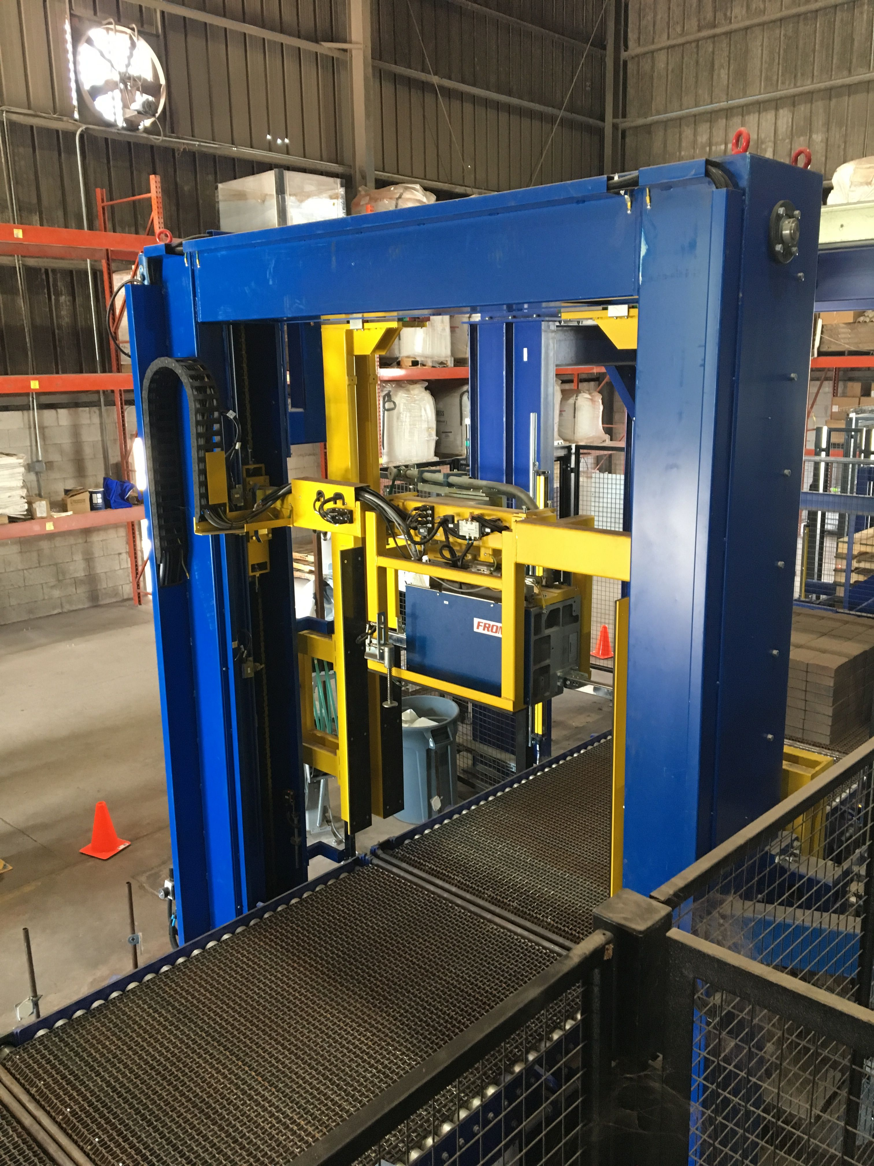 How-an-Automated-Strapping-Machine-Improves-Plant-Efficiency